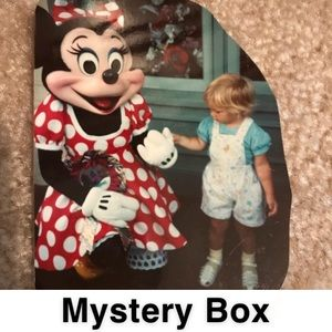 DISNEY Mystery Box! How cute!!